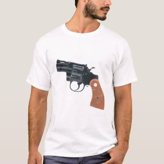 Gun Shooting Pistol Firearms T-Shirt