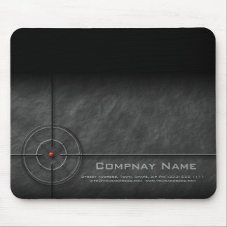Gun Shop Target Office Supply Mousepad