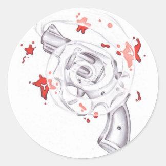 gun stickers