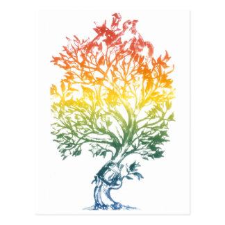 Gun-Tree-Image Postcard