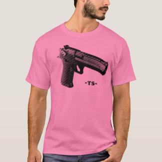 gun, -TS- T-Shirt