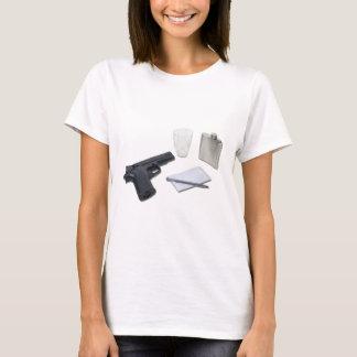 GunFlaskNotebook052711 T-Shirt