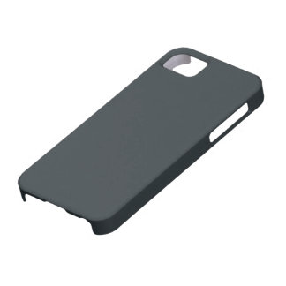 Gunmetal Case-Mate Barely There™ iPhone 5 Case