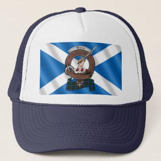 Gunn Clan Badge Trucker Hat