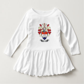 Gunn Family Crest Coat of Arms Dress