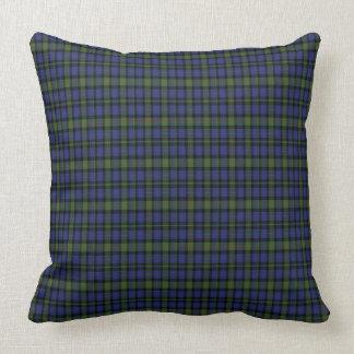 Gunn Scottish Family Tartan Pillow