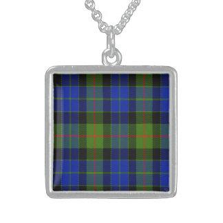 Gunn Scottish Tartan Custom Jewelry