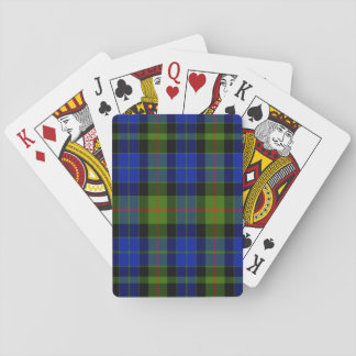 Gunn Scottish Tartan Playing Cards