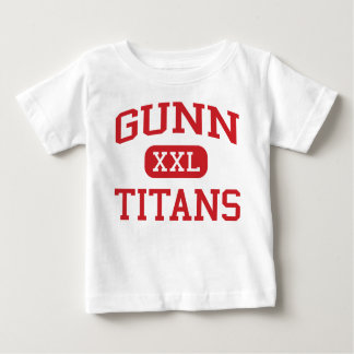 Gunn - Titans - High School - Palo Alto California T-shirts