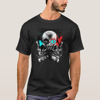 GunnBladez.Urban Warfare 01.Blk T-Shirt