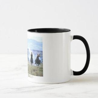 Gunning For Outlaws Mug
