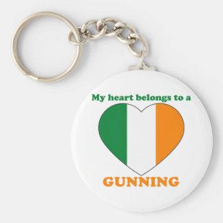 Gunning Key Chain