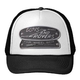 Guns and Rovers Shotgun Logo Cap