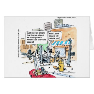 Guns Don't Kill Funny Gifts, Tees & Cards