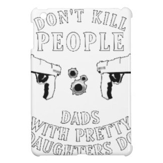 Guns Don't Kill People... Case For The iPad Mini