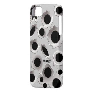 GunShots Holes Funny  iPhone 5 Case