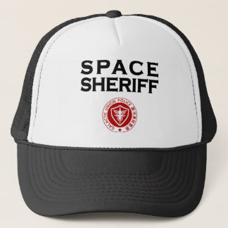 GUP Gavan the Space Sheriff Type 01 Trucker Hat