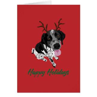 Gus Holiday Card