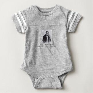 Gustav Albert Lortzing Baby Bodysuit