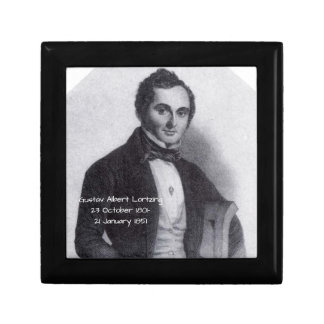 Gustav Albert Lortzing Gift Box
