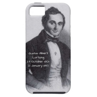 Gustav Albert Lortzing iPhone 5 Cases