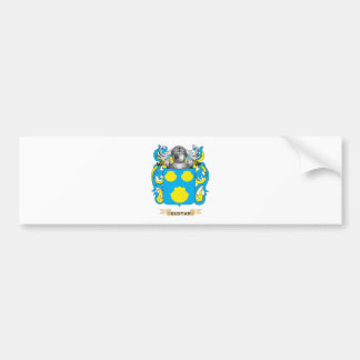 Gustav Coat of Arms (Family Crest) Bumper Stickers