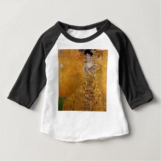 Gustav Klimt - Adele Bloch-Bauer I Painting Baby T-Shirt