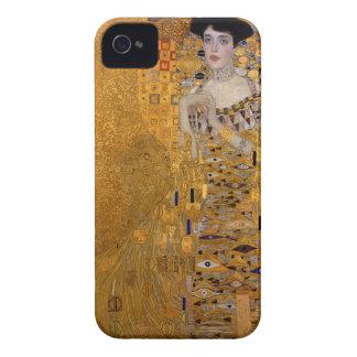 Gustav Klimt - Adele Bloch-Bauer I Painting iPhone 4 Case-Mate Case