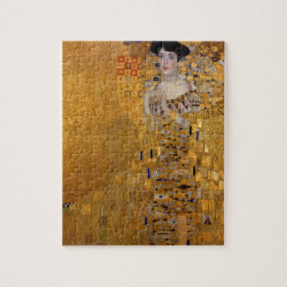 Gustav Klimt - Adele Bloch-Bauer I Painting Jigsaw Puzzle