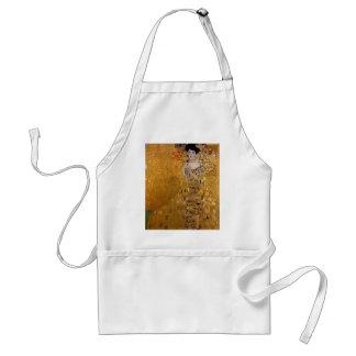 Gustav Klimt - Adele Bloch-Bauer I Painting Standard Apron