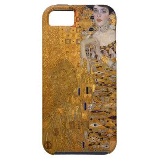 Gustav Klimt - Adele Bloch-Bauer I Painting Tough iPhone 5 Case