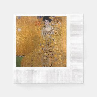 Gustav Klimt - Adele Bloch-Bauer I. Paper Napkins