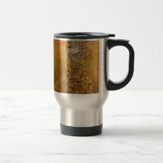Gustav Klimt - Adele Bloch-Bauer I. Stainless Steel Travel Mug