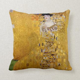 Gustav Klimt , Adele Bloch-Bauer's Portrait Cushion