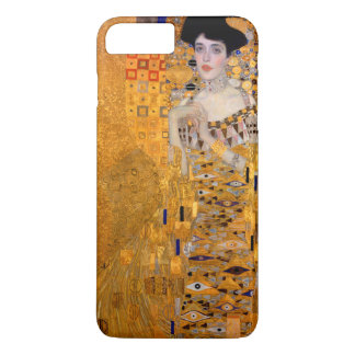 Gustav Klimt Adele Portrait iPhone 8 Plus/7 Plus Case
