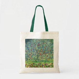 Gustav Klimt: Apple Tree Budget Tote Bag