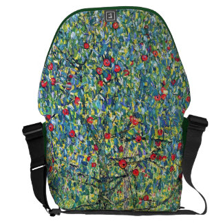 Gustav Klimt: Apple Tree Commuter Bags