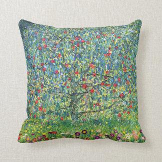 Gustav Klimt: Apple Tree Cushion
