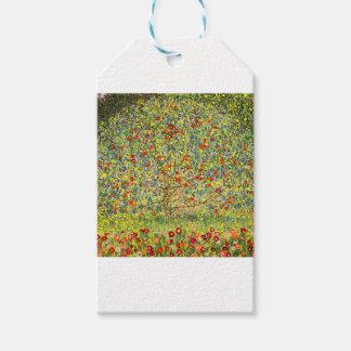 Gustav Klimt Apple Tree Gift Tags