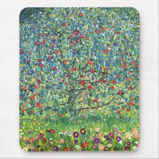 Gustav Klimt: Apple Tree Mouse Pad