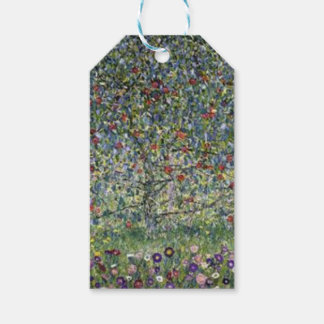 Gustav Klimt - Apple Tree Painting Gift Tags