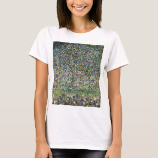 Gustav Klimt - Apple Tree Painting T-Shirt
