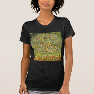 Gustav Klimt Apple Tree T-Shirt