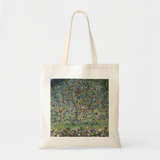 Gustav Klimt Apple Tree Tote Bag