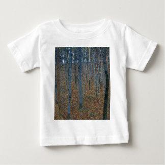 Gustav Klimt - Beech Grove. Trees Nature Wildlife Baby T-Shirt