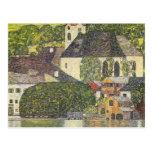 Gustav Klimt- Church in Unterach on the Attersee Post Card