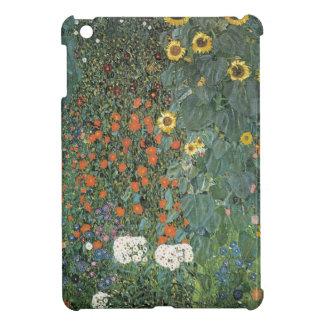 Gustav Klimt - Country Garden Sunflowers Flowers iPad Mini Covers