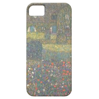 Gustav Klimt - Country House by the Attersee Art Barely There iPhone 5 Case