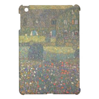 Gustav Klimt - Country House by the Attersee Art Case For The iPad Mini