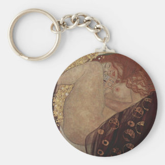 Gustav Klimt  - Danae - Beautiful Artwork Key Ring